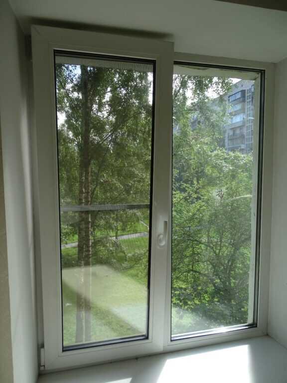 Мойка окон и балкона ул. Кузнецовская