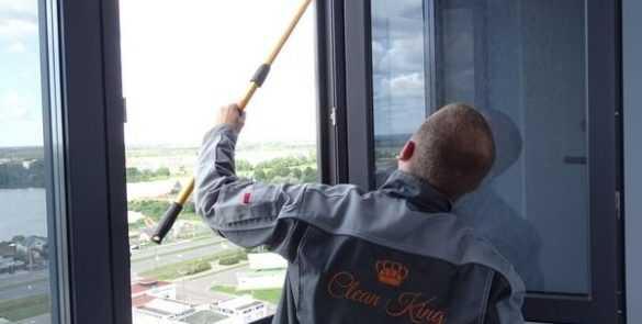 Мойка окон и балконного остекления в Озерках